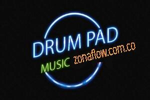 Drum Pads Music Zonaflow