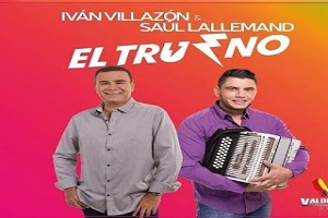 Descarga valleatos nuevos 2021 valenatos corta venas vallenatos romanticos los diablitos binomio de oro El Trueno - Iván Villazón